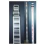 5m Aluminium Staff for DL (Telescopic)