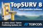 TopSURV GPS+ controller software